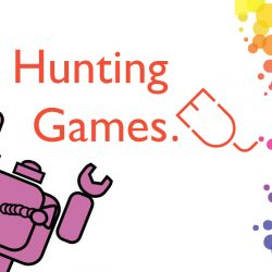 Code Hunting Games per CodeWeek 2017